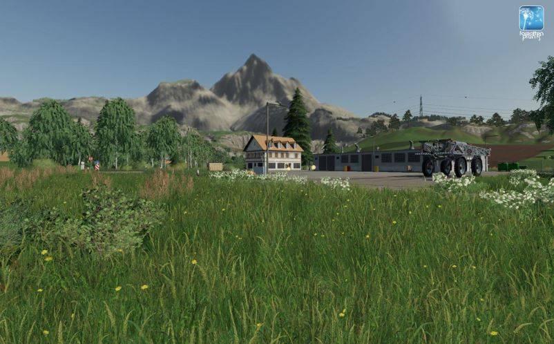 Мод Новые текстуры травы и земли v 1.0 для Farming Simulator 2019