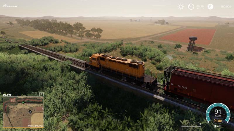 Мод Aussie Outpack v 1.0 для Farming Simulator 2019