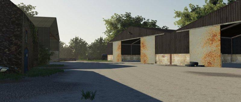 Мод Карта Chellington 19 v 3.1 для Farming Simulator 2019