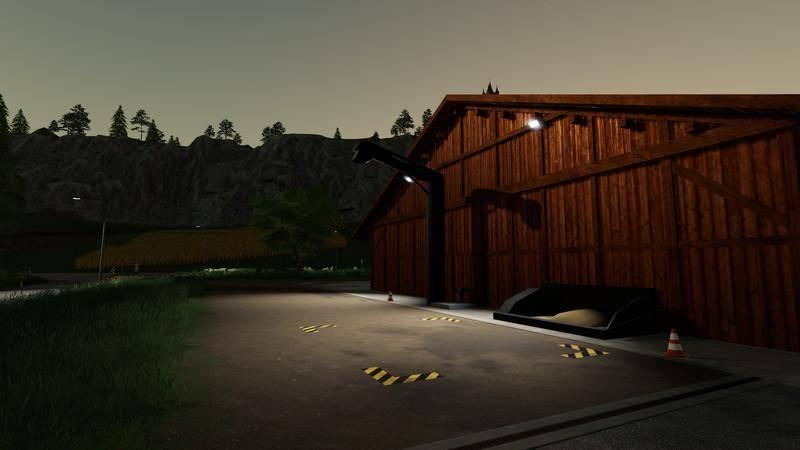 Мод Straw v 1.2.2 для Farming Simulator 2019