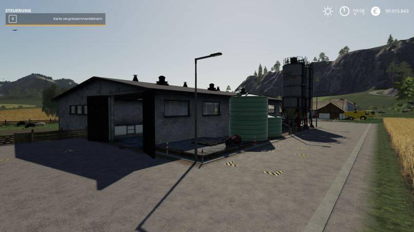Мод Свинарник v 1.0 для Farming Simulator 2019