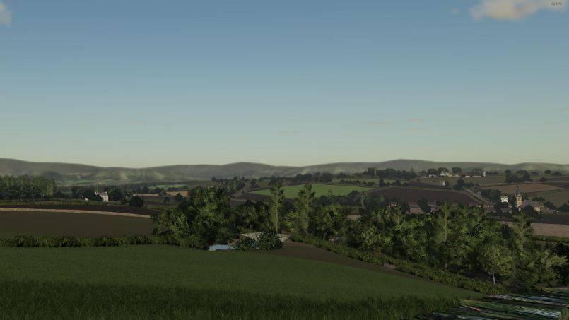 Мод Карта Sandy Bay 19 v 2.0 для Farming Simulator 2019