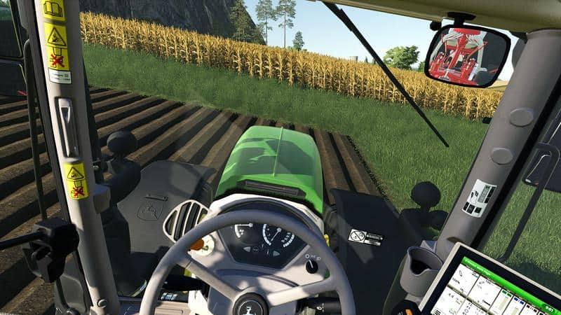 Мод Graphic Mod by bortoletto776 для Farming Simulator 2019