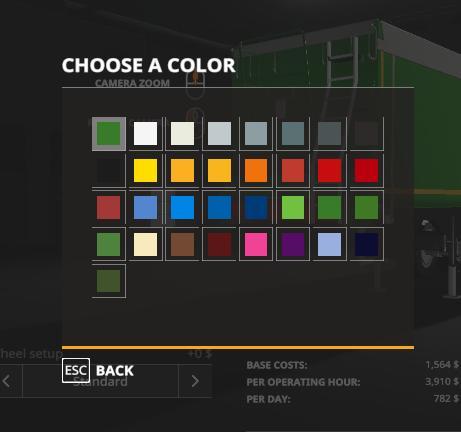 Мод Krampe SB 3060 with color choice v 1.0 для Farming Simulator 2019