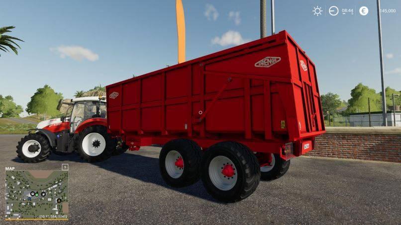 Мод Orenge ORM 160 v 1.0 для Farming Simulator 2019
