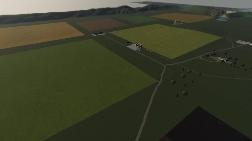 Мод Карта Paradise Farms v 1.1 для Farming Simulator 2019