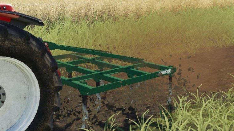 Мод Knoche TG v 1.0 для Farming Simulator 2019