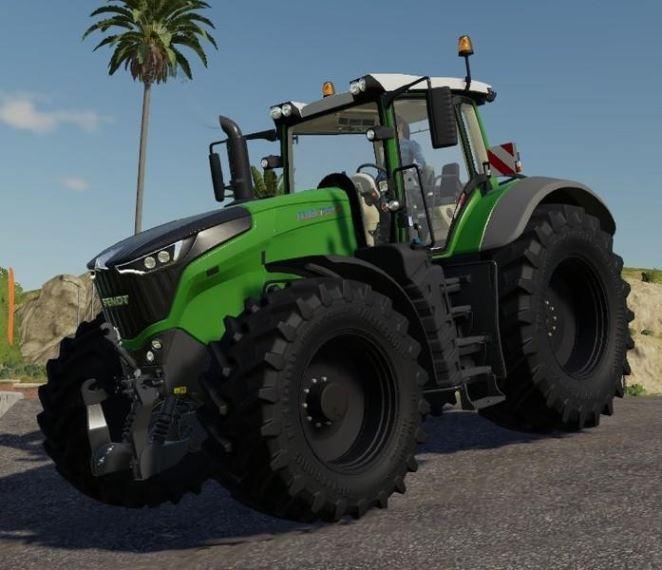 Мод Fendt 1000 Vario by Alex Blue v 1.0.0.5 для Farming Simulator 2019