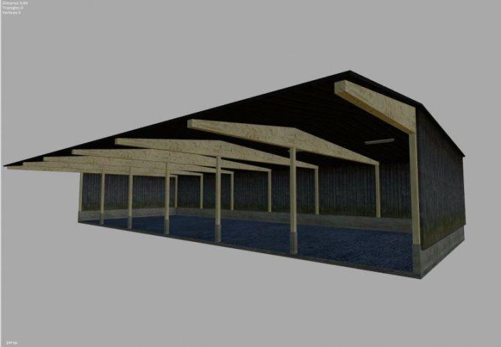 Мод Shelter v 1.0 для Farming Simulator 2019