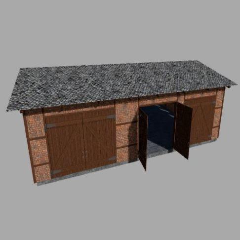 Мод Gebaude Pack v 1.1.1 для Farming Simulator 2019