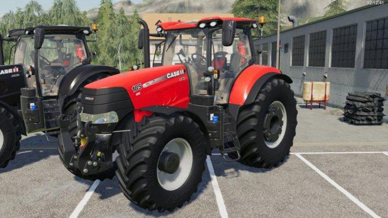 Мод Case Puma CVX для Farming Simulator 2019