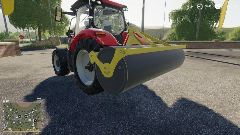 Мод Lizard R300 v 1.0.1.0 для Farming Simulator 2019