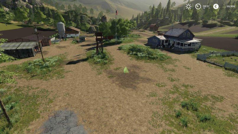 Мод Карта Ravenport PROPER v 2.1 для Farming Simulator 2019