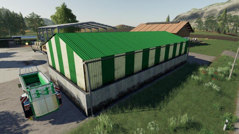 Мод Batiment tole v 1.0 для Farming Simulator 2019
