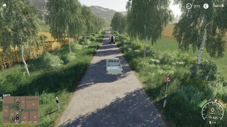 Мод Карта Felsbrunn Conversion Multiplayer Capable v 1.1 для Farming Simulator 2019