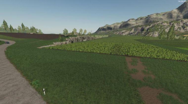 Мод Карта Felsubrunn Remodeling v 1.0 для Farming Simulator 2019