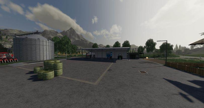 Мод Карта Felsbrunn: New Start v 1.0 для Farming Simulator 2019