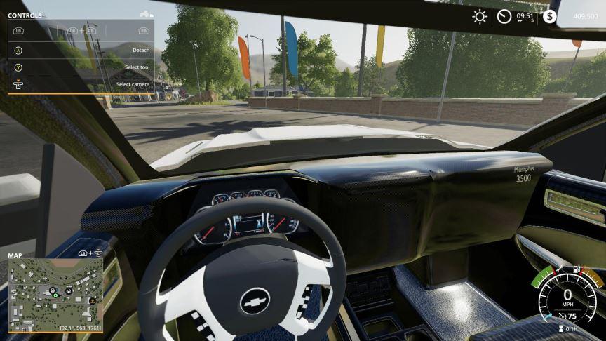 Мод Chevy 3500 Duramax Mod v 1.0 для Farming Simulator 2019
