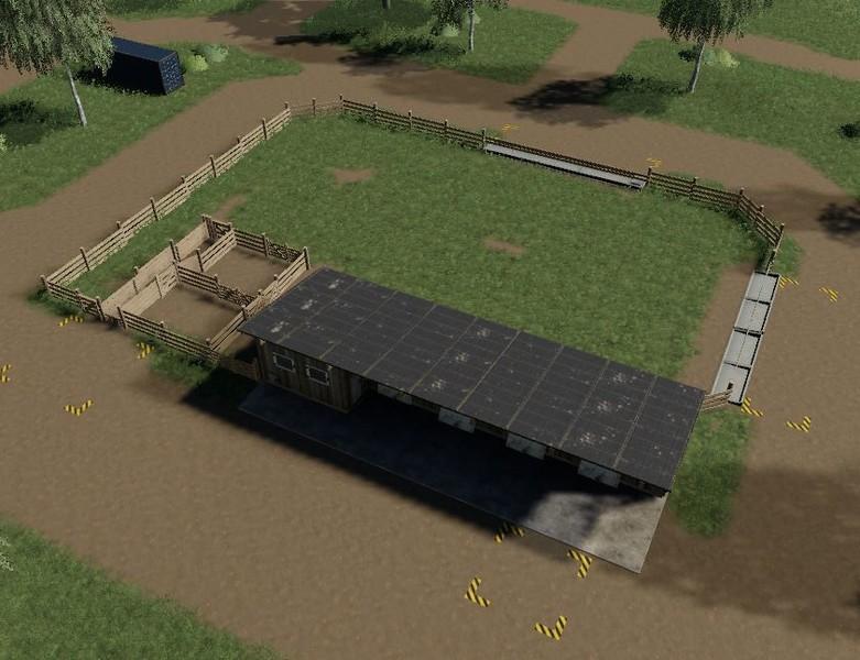 Мод Карта Felsbrunn Edit By Mc v 2.0 для Farming Simulator 2019