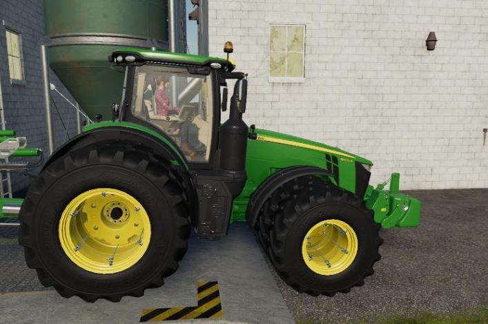 Мод John Deere PickUp 3800 v 1.0 для Farming Simulator 2019