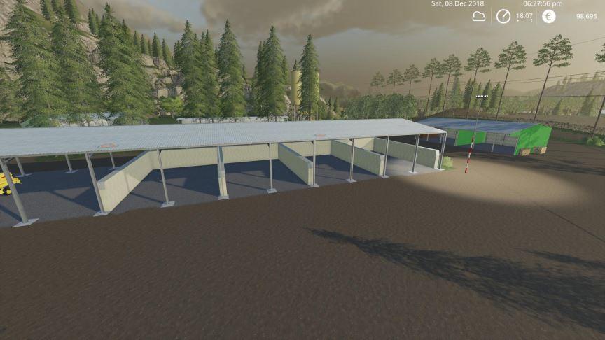 Мод Карта ETA La Prairie Ardennaise v 1.0.0.1 для Farming Simulator 2019