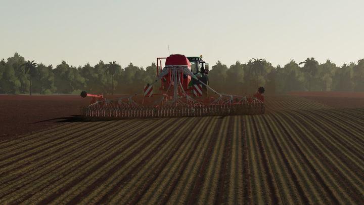 Мод Карта Estancia Buen Descanso v 1.0 для Farming Simulator 2019