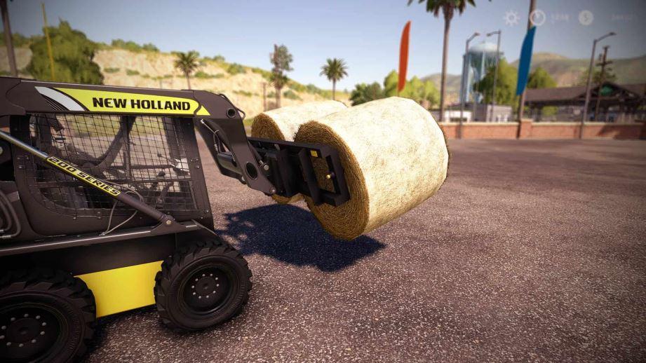 Мод MDS bale Spear v 1.0 для Farming Simulator 2019