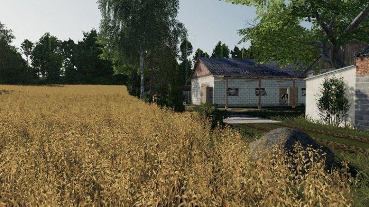 Мод Карта Bolusiowo Map v 2.0 для Farming Simulator 2019