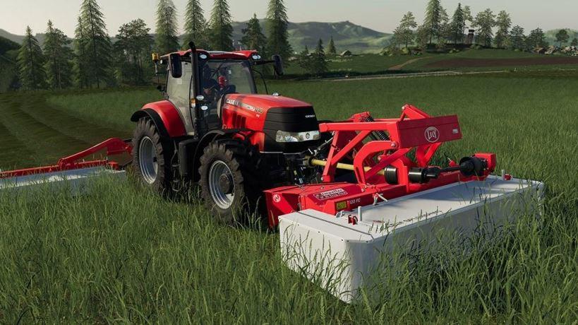Мод Splendimo 320 FC v 1.0 для Farming Simulator 2019