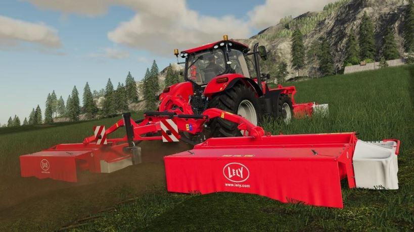 Мод Splendimo 900 MC v 1.0 для Farming Simulator 2019