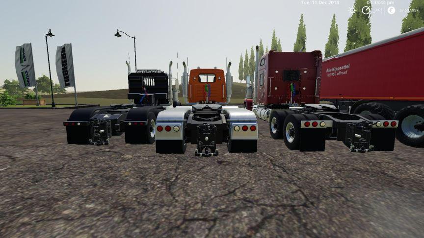 Мод Lizard Trucks v 1.0.0.3 для Farming Simulator 2019