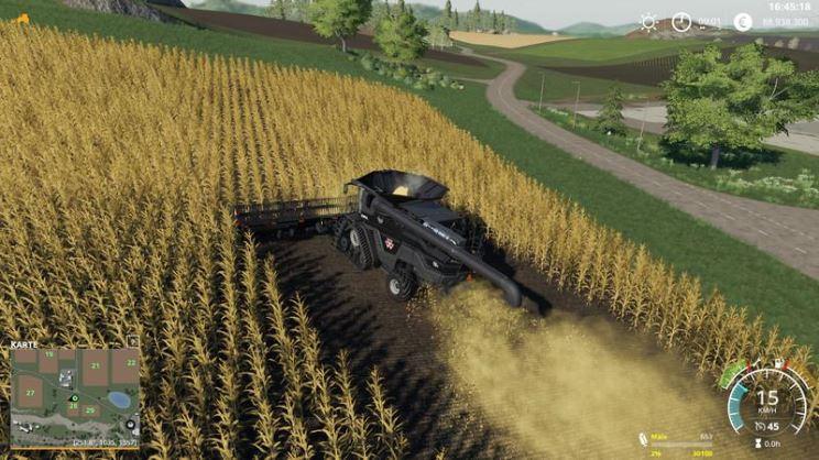 Мод IDEAL XL v 1.1 для Farming Simulator 2019
