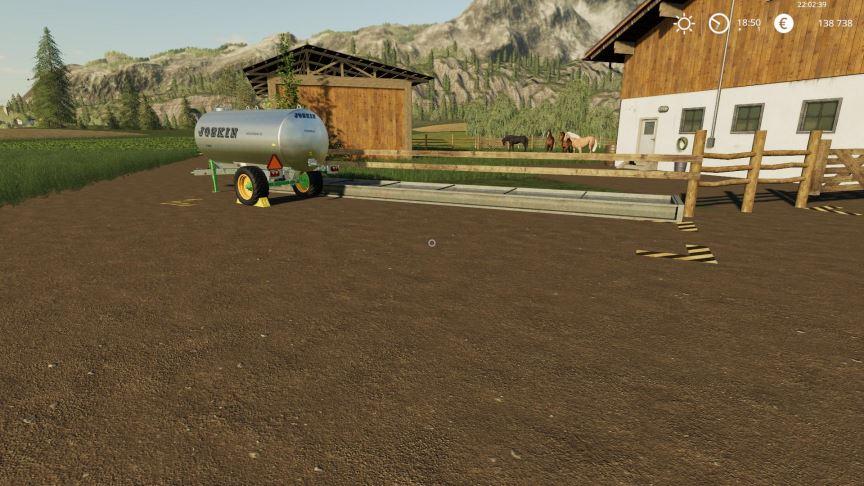 Мод Horse Husbandry By DonPaul v 1.0.0.1 для Farming Simulator 2019