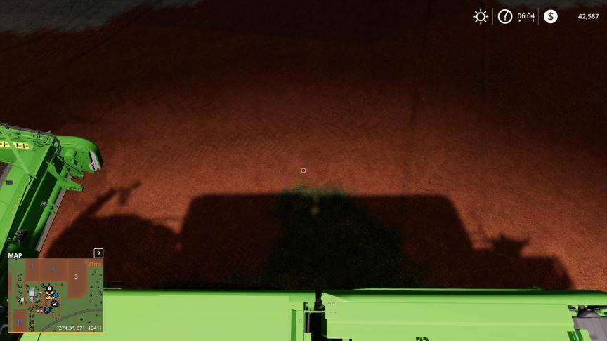 Мод Large Farm Lights with Shadows v 1.0 для Farming Simulator 2019