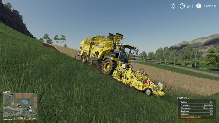 Мод Ropa Pack v 1.0 для Farming Simulator 2019