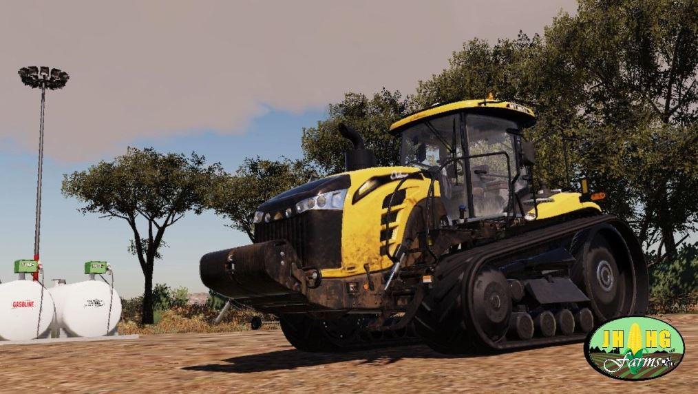 Мод AGCO Challenger MT800 USA / Aussie v 1.0 для Farming Simulator 2019