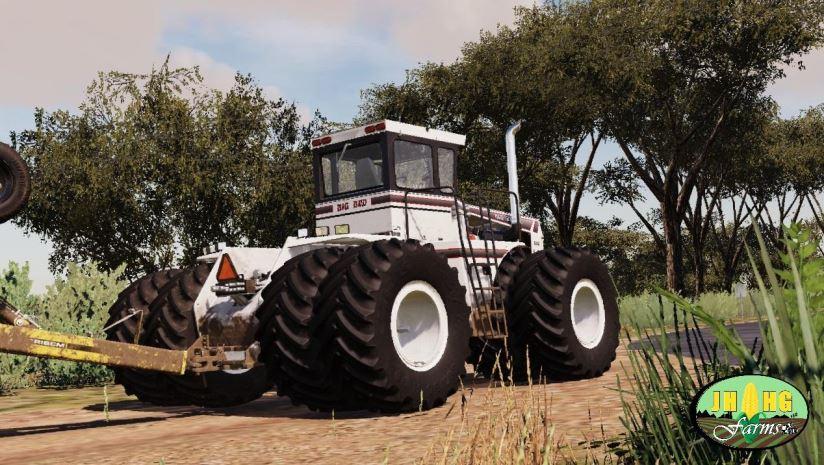 Мод Big Bud 450 (more realistic) v 2.0 для Farming Simulator 2019