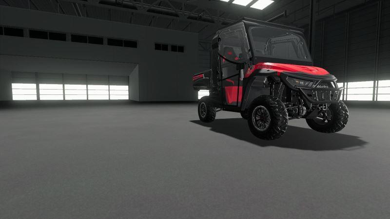 Мод Mahindra Retriever Cab v 2.0 для Farming Simulator 2019