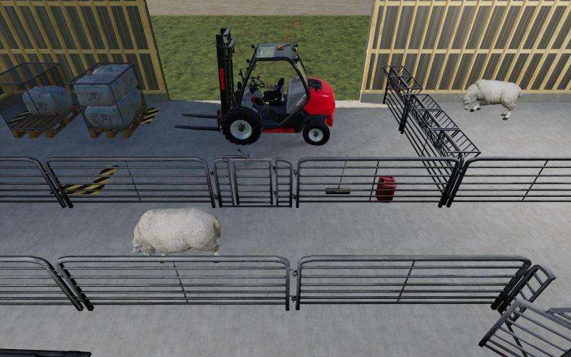 Мод Sheepfold v 1.0 для Farming Simulator 2019
