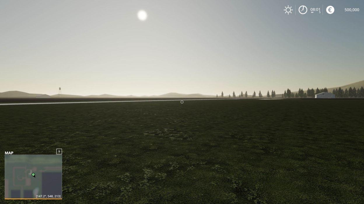 Мод Карта Wilderness Acres Farm v 1.0 для Farming Simulator 2019