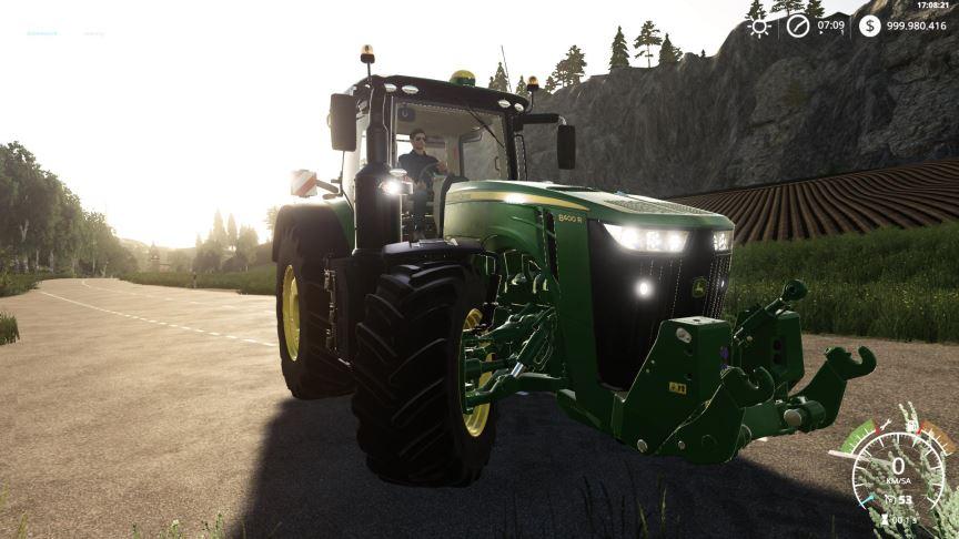 Мод ReShade v4.0.2 + My Graphics Settings v 1.0 для Farming Simulator 2019