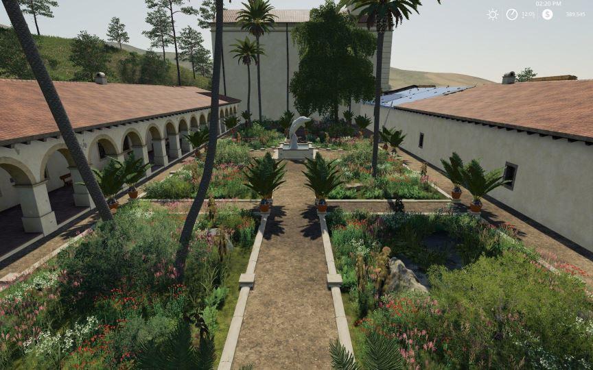 Мод Foilage & Tree Shadows v 1.0 для Farming Simulator 2019