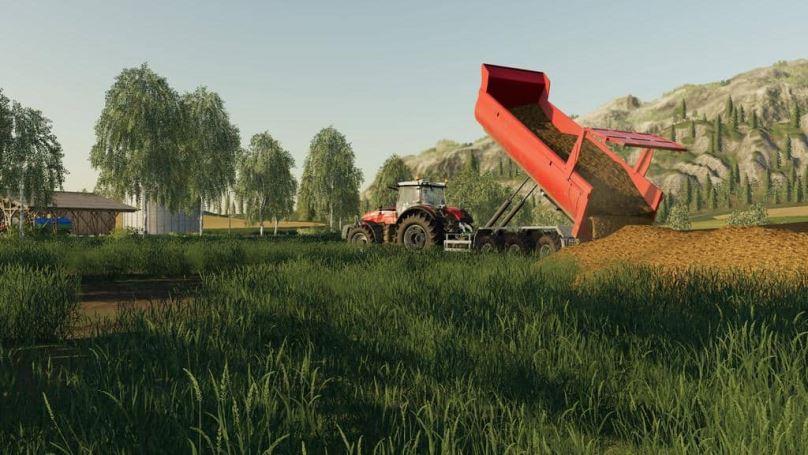 Мод ITRunner Pack v 1.0 для Farming Simulator 2019