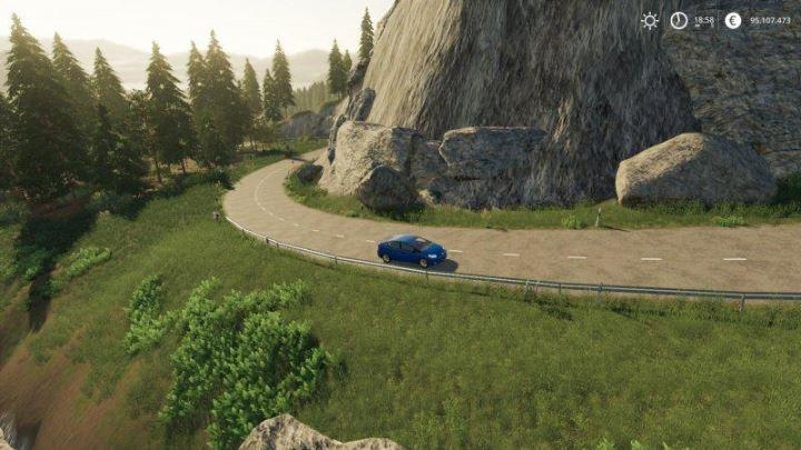 Мод Карта Felsbrunn SunnyFarmingLS Edit v 1.0 для Farming Simulator 2019