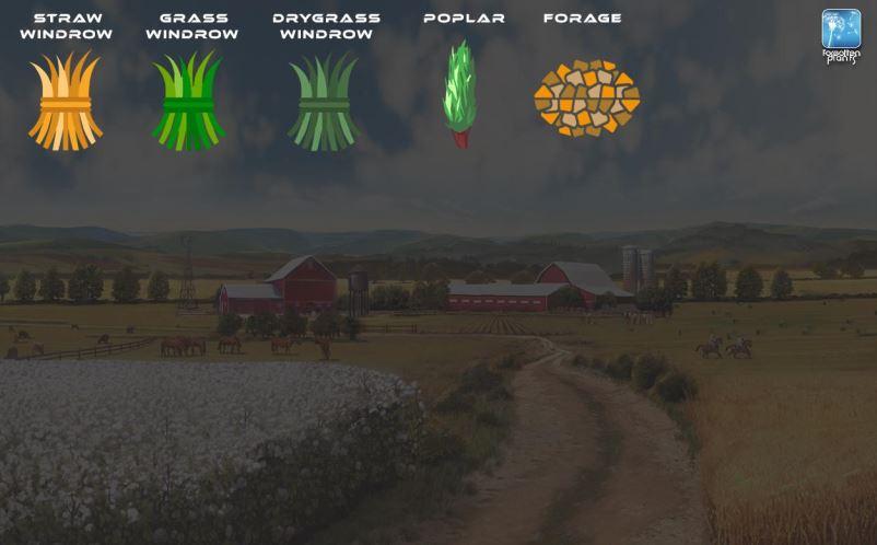 Мод Forgotten Plants - Icons v 1.0 для Farming Simulator 2019