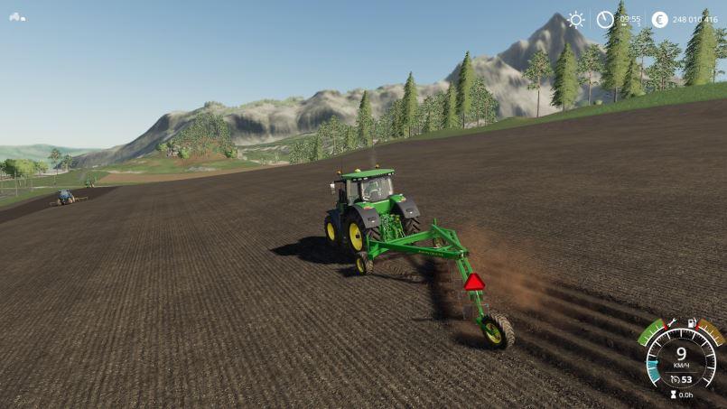 Мод John Deere 995 v 1.0 для Farming Simulator 2019