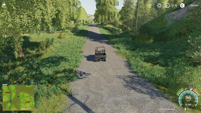 Мод Карта Grizzly Mountain Logging v 1.0 для Farming Simulator 2017