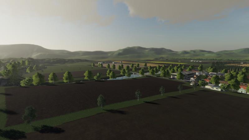 Мод Карта Anna Home v 1.0.0.1 для Farming Simulator 2019