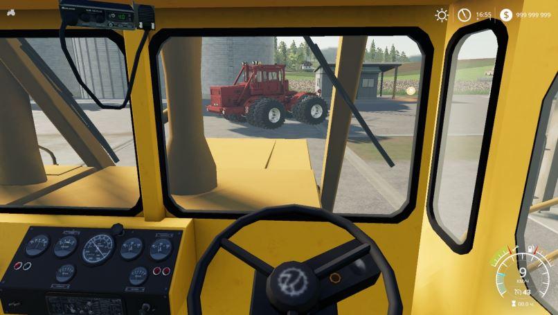 Мод Кировец К-700А v 1.0 edit для Farming Simulator 2019