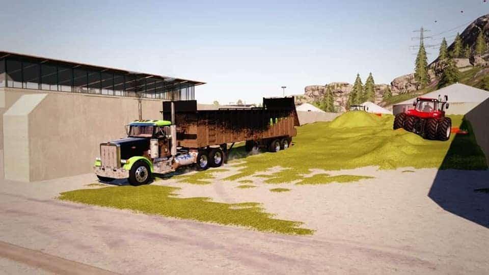 Мод Artex 3608 Trailer v 1.0 для Farming Simulator 2019